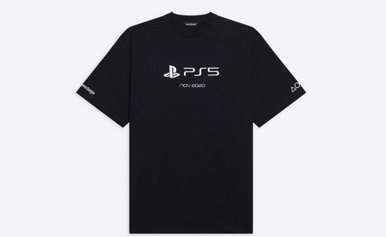 PS5Tシャツ